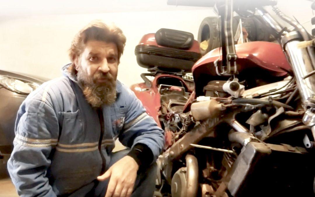 Kúpa motorky